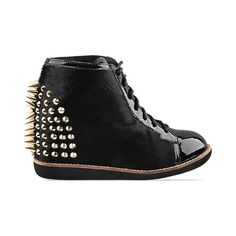 Jeffrey Campbell - Edea Spike ($220) ❤ liked on Polyvore