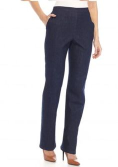 Alfred Dunner  Petite Sausalito Solid Short Pants