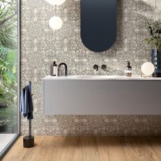 Bohème - Novoceram Murs Beiges, Bathroom Lighting, Bathtub, Mirror, Inspiration, Furniture, Home Decor, Motifs, Budget