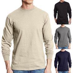 fc53466c1f5 Men s Linen Long Sleeve V-neck Shirt Loose Autumn Casual Shirts Tops New T- shirt