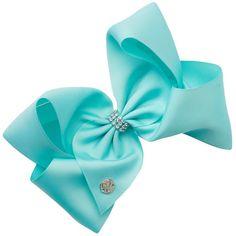 JoJo Siwa Girls 4-16 JoJo Siwa Giant Mint Bow Hair Clip.. #jojobow #jojosiwa #jojo #nickelodeon #bigbow #cheerbow #dance #girlsfashion #fashion #bows