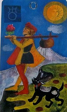 ART THERAPY REFLECTIONS: The Fool Archetype and Art Therapy Exercises