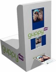 """The guppyPOD™ photo booth kiosk - Event Marketer gave it 5 thumbs up for """"do it now""""! #event #technology"""