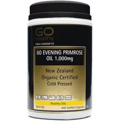 Beauty from the inside out: Evening Primrose Oil