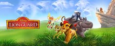 The Lion Guard TV Show - WatchDisneyJunior.com