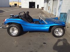"""This could be an original gel-coat """"Fountain Blue"""" Deserter GT?"""