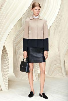 Boss Resort 2016 Fashion Show - Sophia Ahrens