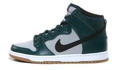 Nike SB Dunk High Dark Atomic Teal Detailed Pictures
