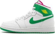 e5502b3777173d Air Jordan 1 Retro High GG White Gamma Green