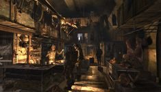 post apocalyptic | ... Ships To Retail Experience a Post-Apocalyptic World Unlike Any Other