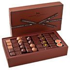 The famous French chocolate maker.  La Maison du Chocolat, now has a New York branch and easy online ordering.