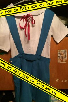 Evangelion School Uniform Summer