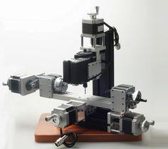 Eje de rotación cuarto eje A eje para CNC enrutador CNC máquina de ...