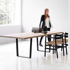 Lowlight matbord - Lowlight matbord - oljad valnöt, 240 cm