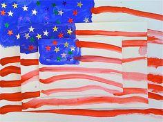 Jasper Johns flags