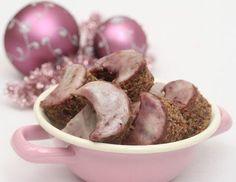 Rumschnitten Rezept Xmas Food, Christmas Baking, Christmas Time, Christmas Recipes, Merry Christmas, Cookie Time, Winter Food, Christmas Cookies, Stuffed Mushrooms