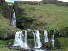 Gluggafoss  Fljotsdalur, South Region, Iceland