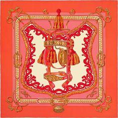 La Maison des Carrés Hermès | Bride de Cour