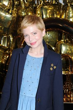Michelle Williams Front Row Mulberry