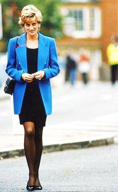 Royal Blogger ♥  Princess Diana. Princess of Wales. Lady Diana Spencer. /