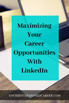 With of recruiters using it to source candidates, it is important for you to be using LinkedIn. This LinkedIn Guide will help you increase your career opportunities! In order to keep ahead in these changing and challengin Career Help, Job Career, Career Coach, Future Career, Career Advice, Career Success, Linkedin Help, Linkedin Business, Career Inspiration