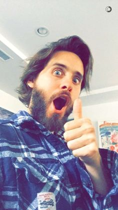 Pin for Later: 46 Musicians You Need to Add on Snapchat Now Jared Leto: jaredleto