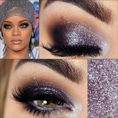 Shining Purple Eyeshadow Makeup Inspiration For Summer Pretty Makeup, Love Makeup, Makeup Tips, Makeup Looks, All Things Beauty, Beauty Make Up, Hair Beauty, Hair Makeup, Beauty Makeup
