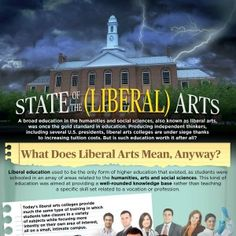 State of the (Liberal) Arts