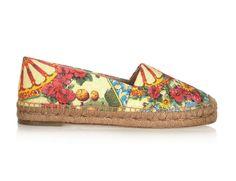 Dolce&Gabbana spadriles