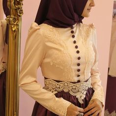 We Heart It'te Hijab fashion - http://weheartit.com/entry/153327608