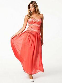 Elise Ryan Linda Lace Maxi Dress on shopstyle.co.uk