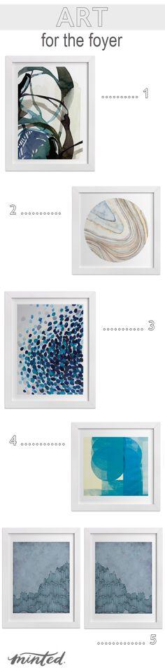 art selections // one room challenge foyer // @simplifiedbee