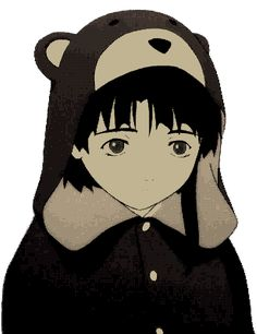 Pin By On Serial Experiments Lain Anime Character
