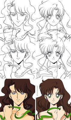 Художественные работы /by ASH/ Anime art | VK