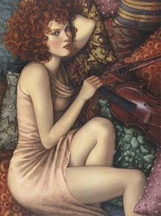 Lauri Blank: The Red Violin