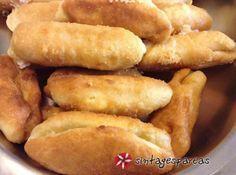 Η θεία Τασία έζησε στην Τασκένδη μια ολόκληρη ζωή, επιστρέφοντας έφερε στις αποσκευές της και αυτή την συνταγή για πιροσκί.
