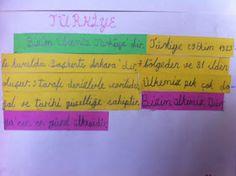 Şebnem'in Sınıfı: Paragraf Yazıyoruz Boarding Pass