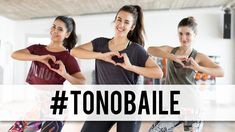 Paso a paso TONOBAILE 15 | Ejercitarse con una rutina de baile