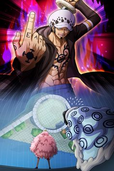 One Piece Photos, One Piece 1, One Piece World, One Piece Anime, Trafalgar Law Wallpapers, One Wish, Japanese Manga Series, Cellphone Wallpaper, Anime Manga