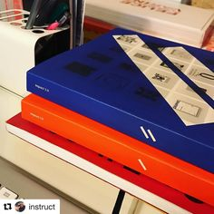 #Repost @instruct  Another great set of @uniteditions books purchased
