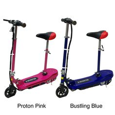 zip around in safety on the Mini Surfing Electric Scooter. With top-quality construction, high density plastic and steel components, and a reliable self-contained rechargeable battery system, the E-Scooter is made to cruise.http://www.overstock.com/Sports-Toys/Mini-Surfing-Electric-Scooter/7587689/product.html?CID=214117 $129.99
