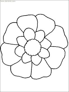 Cartoon Flowers Coloring Page For Kids And Adults From Cartoons Pages