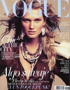 Vogue Spain Toni Garrn