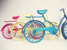 This versatile bicycle can go with Retro Decor, Beach Decor, London or Bistro Decor, French Country Cottage, Industrial, and so much more!  ♥ 32 COLORS TO CHOOSE FROM ♥ Measures 18 x 9.5 <<< Screws with Anchors Optional At Checkout >>>  We value quality and take the extra steps to make our products last and our hand distressing look traditionally authentic. We prime with a quality primer, paint, and seal for indoor/outdoor decor. With over 30 color choices and a pair of distressing options…