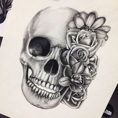 I like this but I already have a few flowery tattoos and I want to try something a bit different