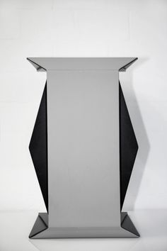the «trek-diablo» furniture line consists of a stool, various desk models and an ethanol fireplace. Designed by design-factory (www.d-f.cc)