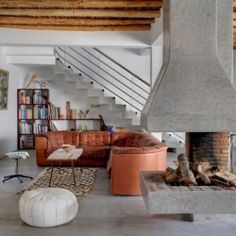 Unique two-storey country house in Morocco just steps from the beach.