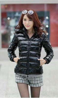 Puffer Jackets, Winter Jackets, Asian Beauty, Jackets For Women, Punk, Suits, Coat, Womens Fashion, Oriental