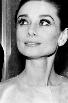 missingaudrey:Audrey Hepburn at the London Premiere of My Fair Lady on January 21, 1965