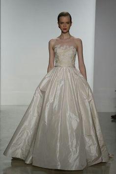 Amsale Bridal Spring 2015